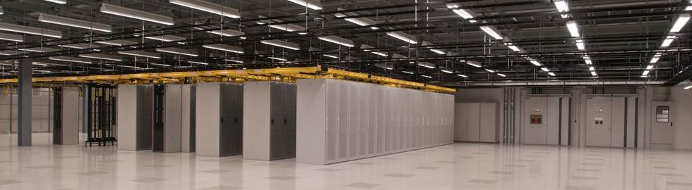 ScaleUp Technologies Colocation Space