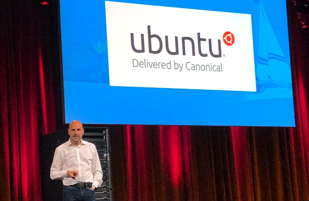 Mark Shuttleworth, Ubuntu keynote vancouver summit openstack 2018