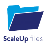 ScaleUp files Logo
